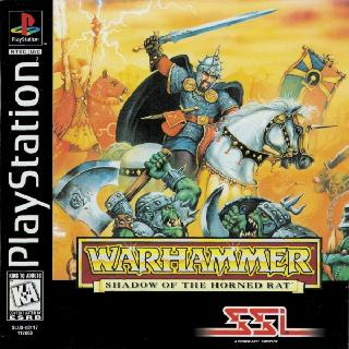 Screenshot Thumbnail / Media File 1 for Warhammer - Shadow of the Horned Rat [NTSC-U]